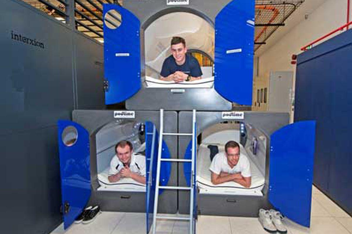 office sleep pod. Interxion Sleeping Pods Office Sleep Pod O