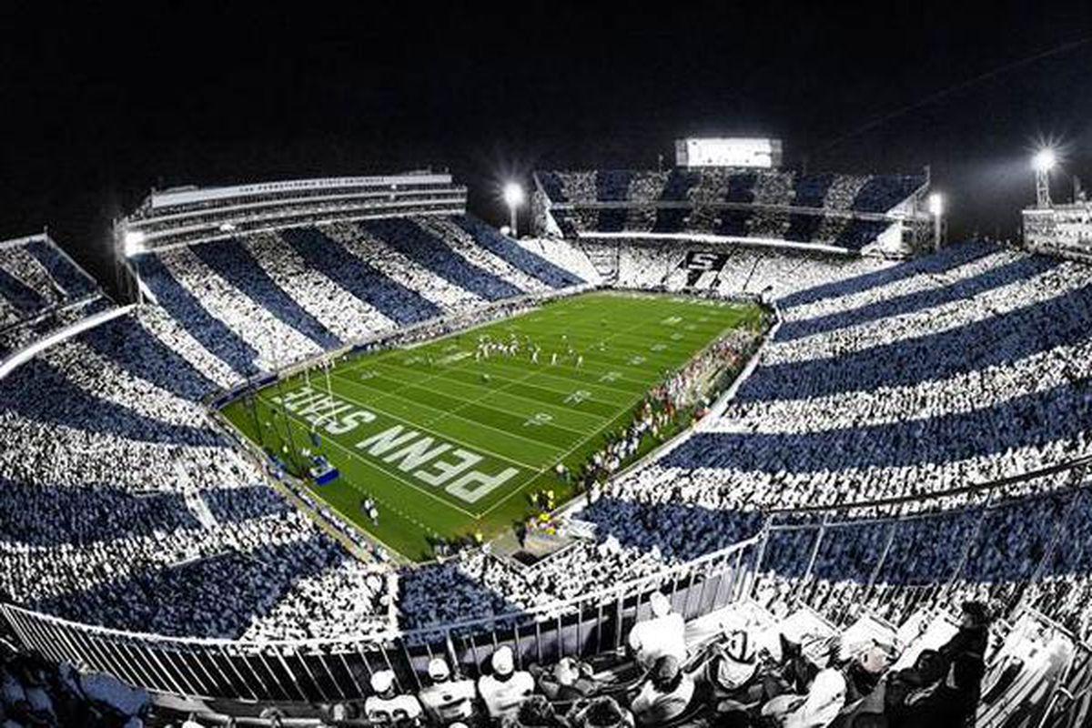 Penn State Football Black Shoe Diaries