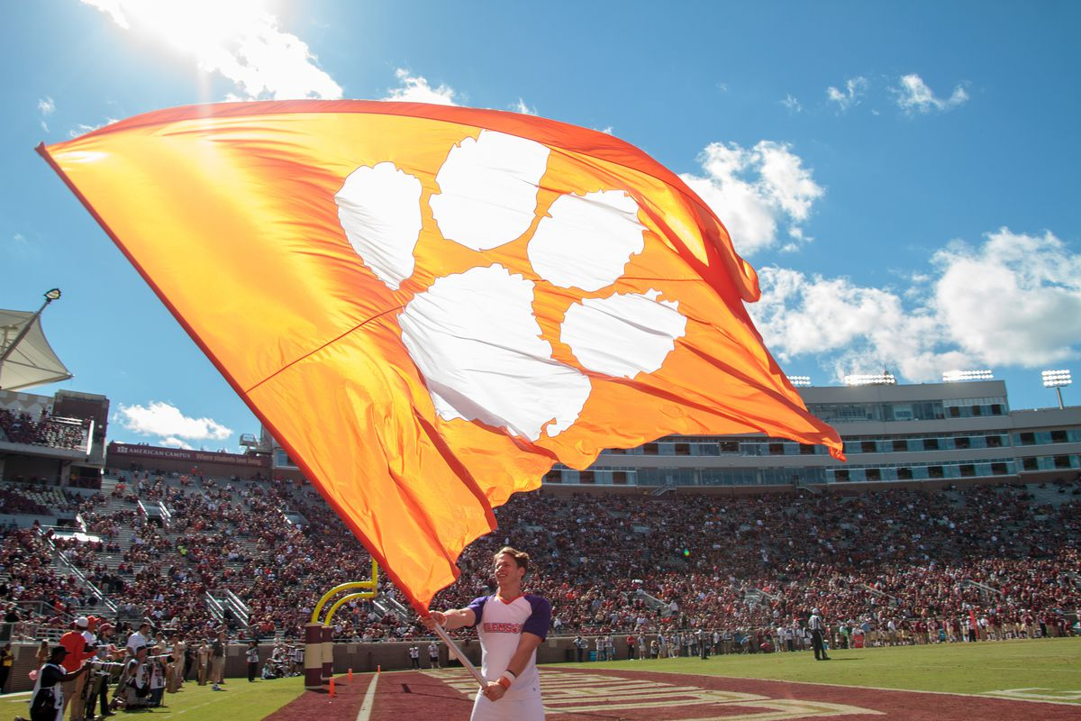 COLLEGE FOOTBALL: OCT 27 Clemson at Florida State