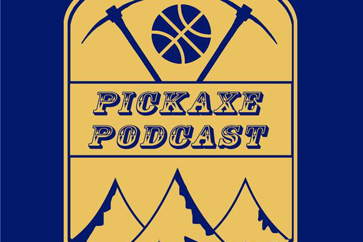 reputable site f0970 5d6ea Pickaxe Podcast: Plumlee new contract, Nuggets Nike ...