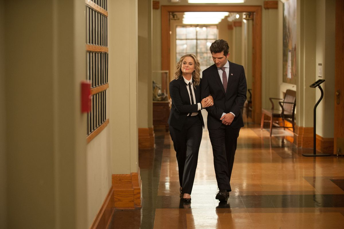 Listen up, snake people: if you don't run for office, you'll never meet Leslie Knope.