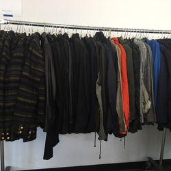 Mens jackets, starting at $150