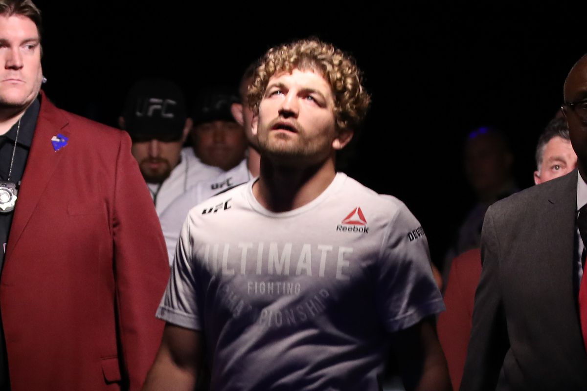 Askren vs. Maia set for spooky...