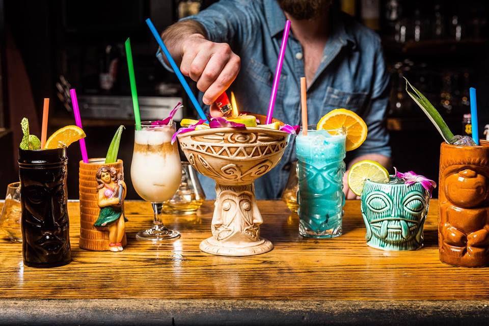 Bar Charley DC cocktails