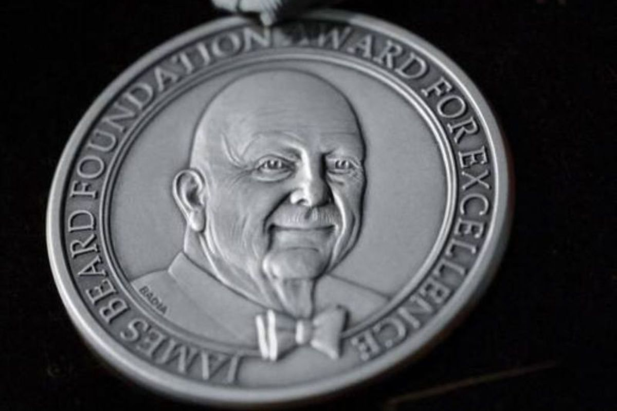 Image result for james beard