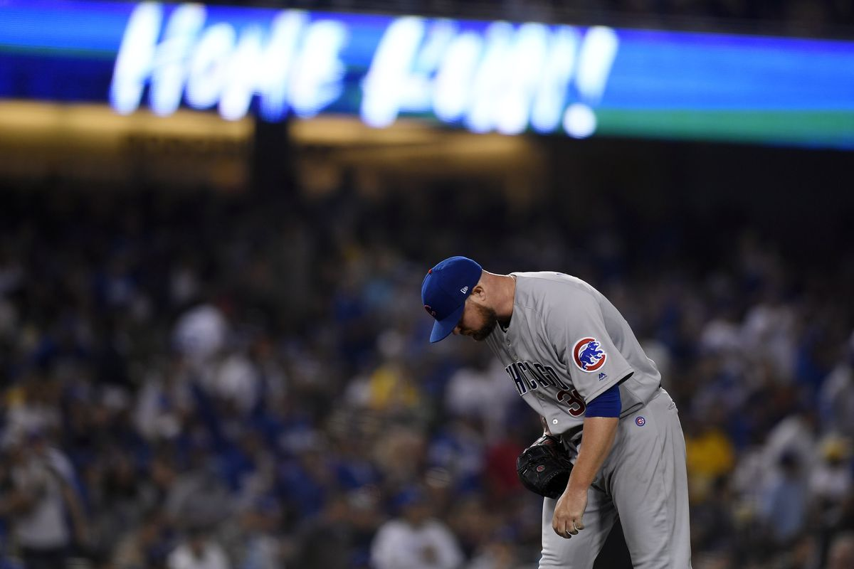 For Cubs and Jon Lester, this one hurt