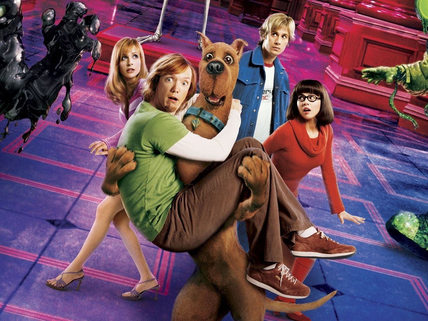 Scoob Can T Top James Gunn S Ridiculous Live Action Scooby Doo Movies Polygon