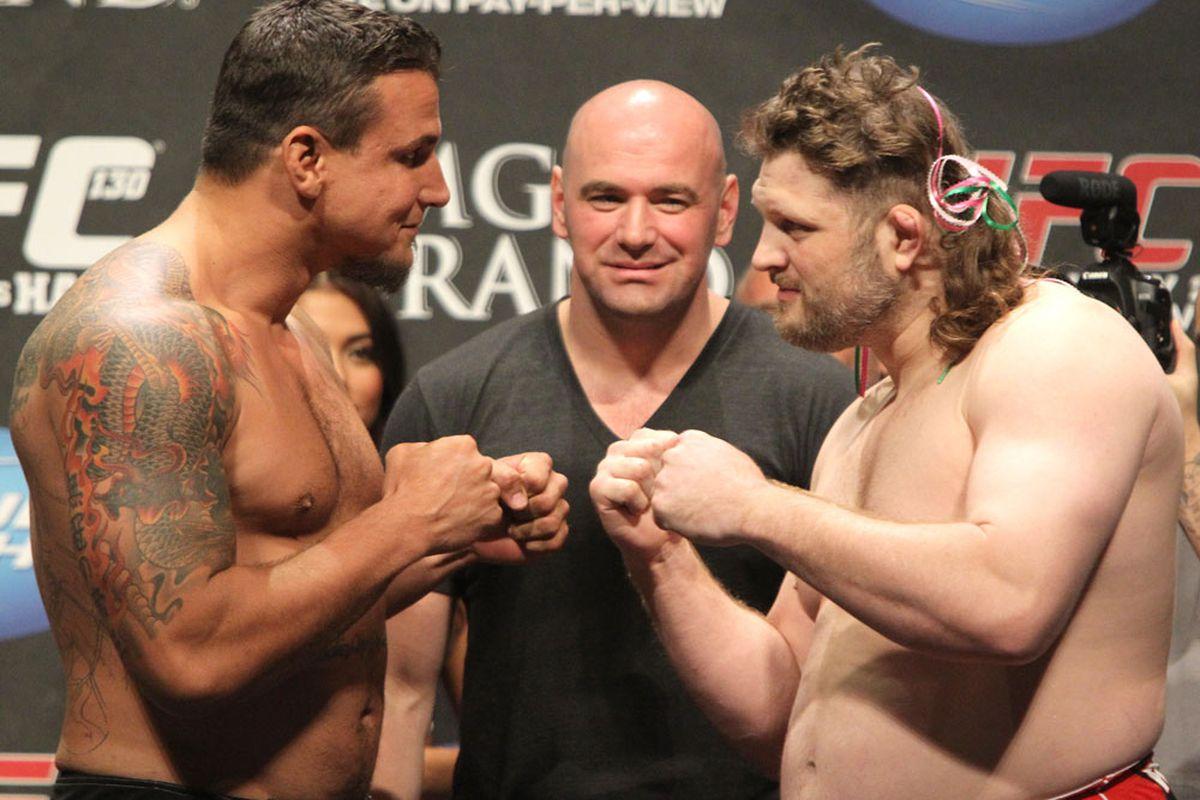 UFC 130 Fight Card Primer: Fra...