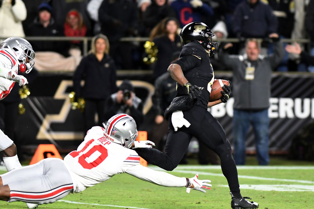 5 problems for Ohio State against Purdue— and how to fix them - Land