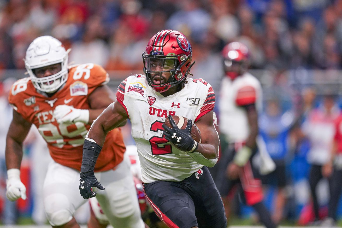 NCAA Football: Alamo Bowl-Utah vs Texas