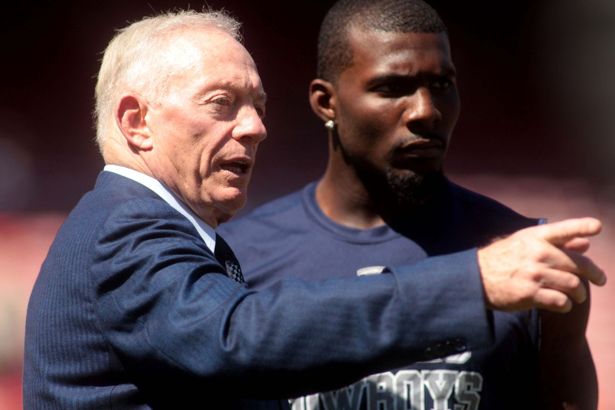 Job one for Cowboys in free agency: Get Dez re-signed.