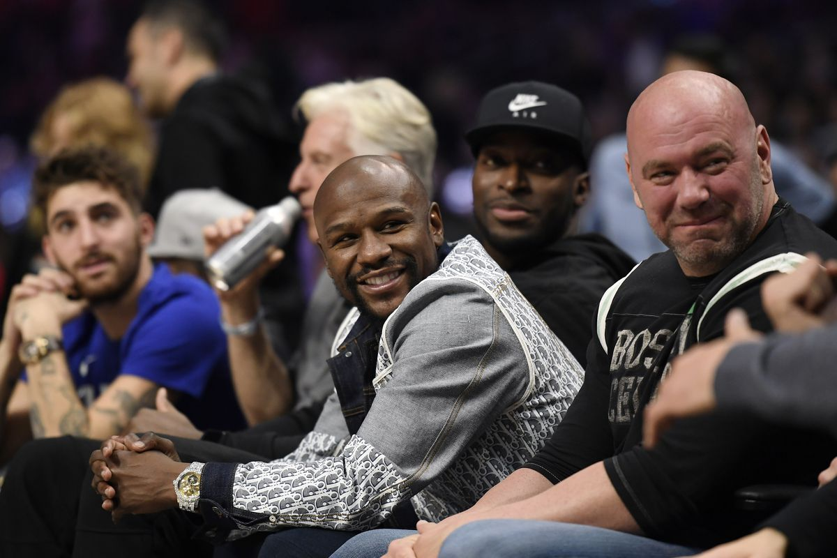 Midnight Mania! Floyd Mayweather says his retirement is over, will be working with Dana White in 2020 - MMAmania.com