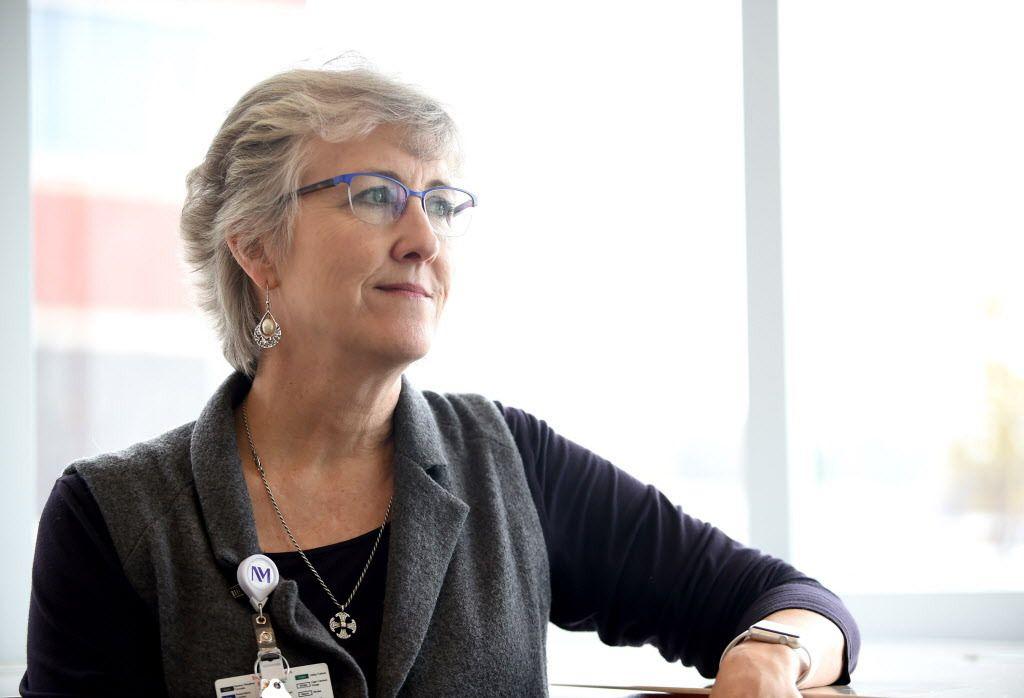 Dr. Martha Twaddle. | Rob Dicker / Sun-Times