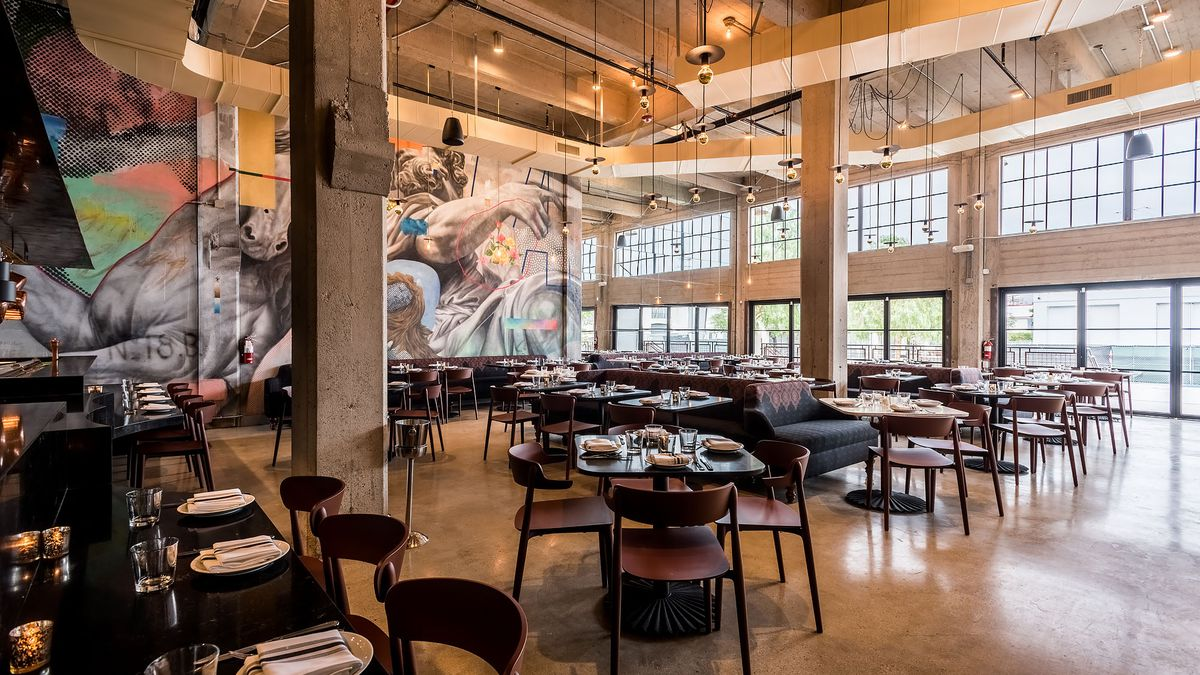 Five Reasons To Get Excited About Rossoblu In Downtown La