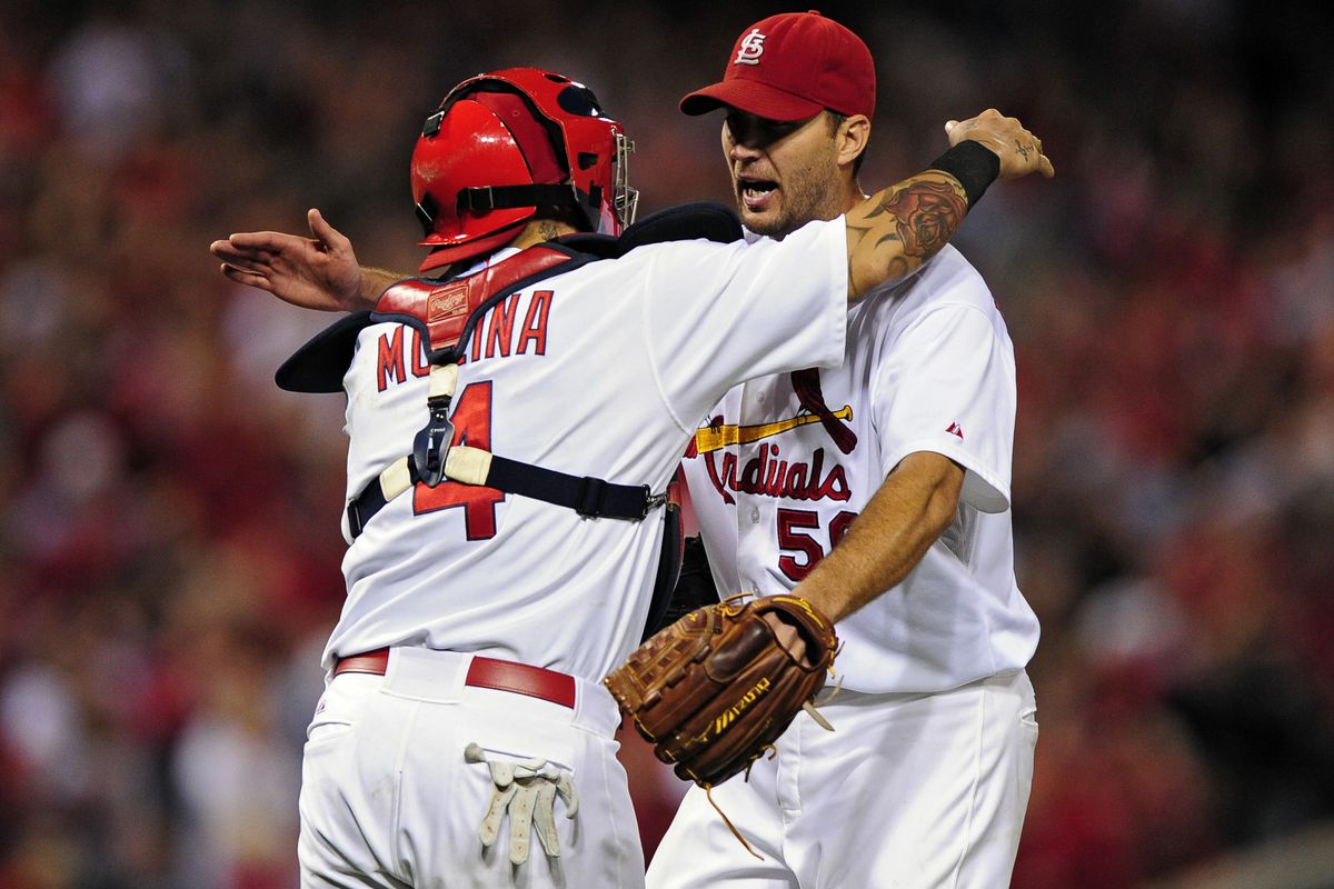 Will the Cubs keep Wainwright from becoming the second 20-game winner in 2014?