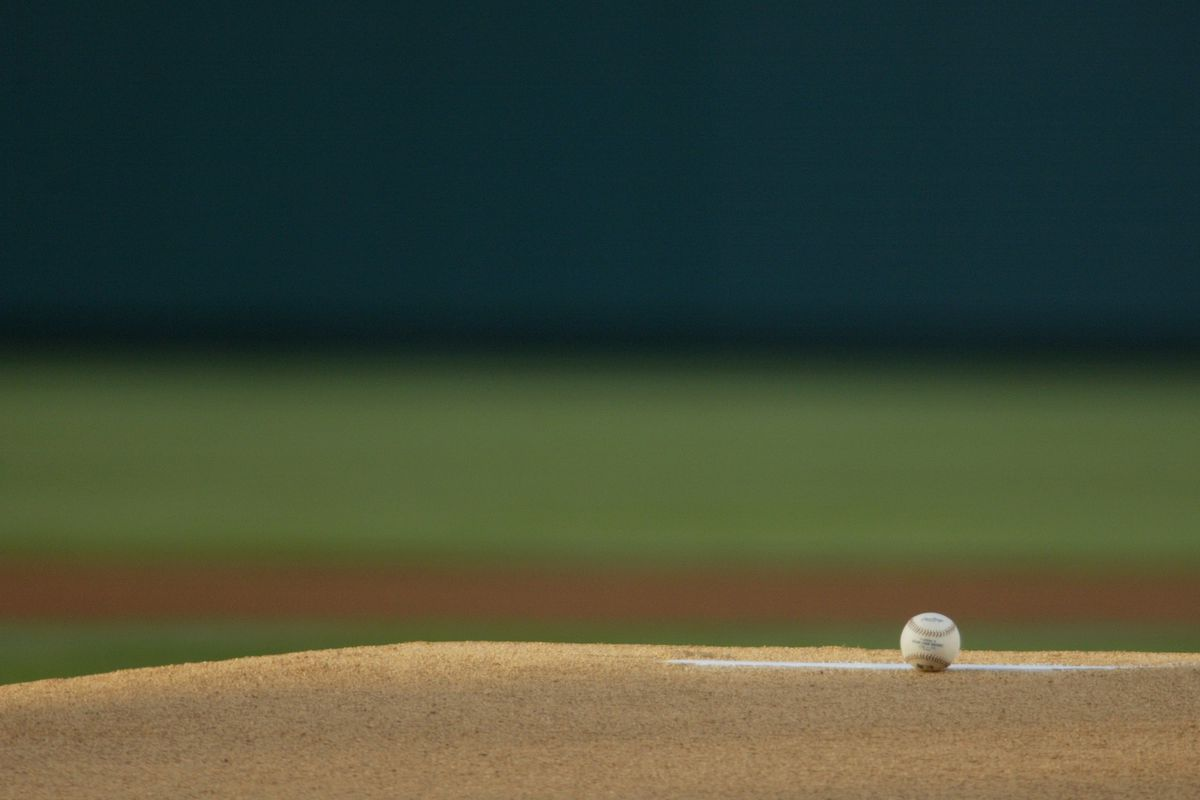 Tip one: that's the ball.