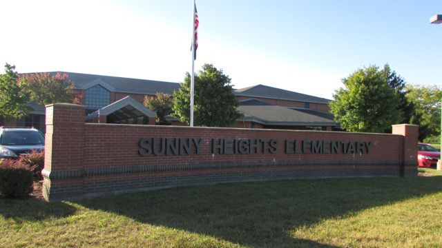 Once an A school, Sunny Heights Elementary School is now struggling to get students to pass ISTEP.