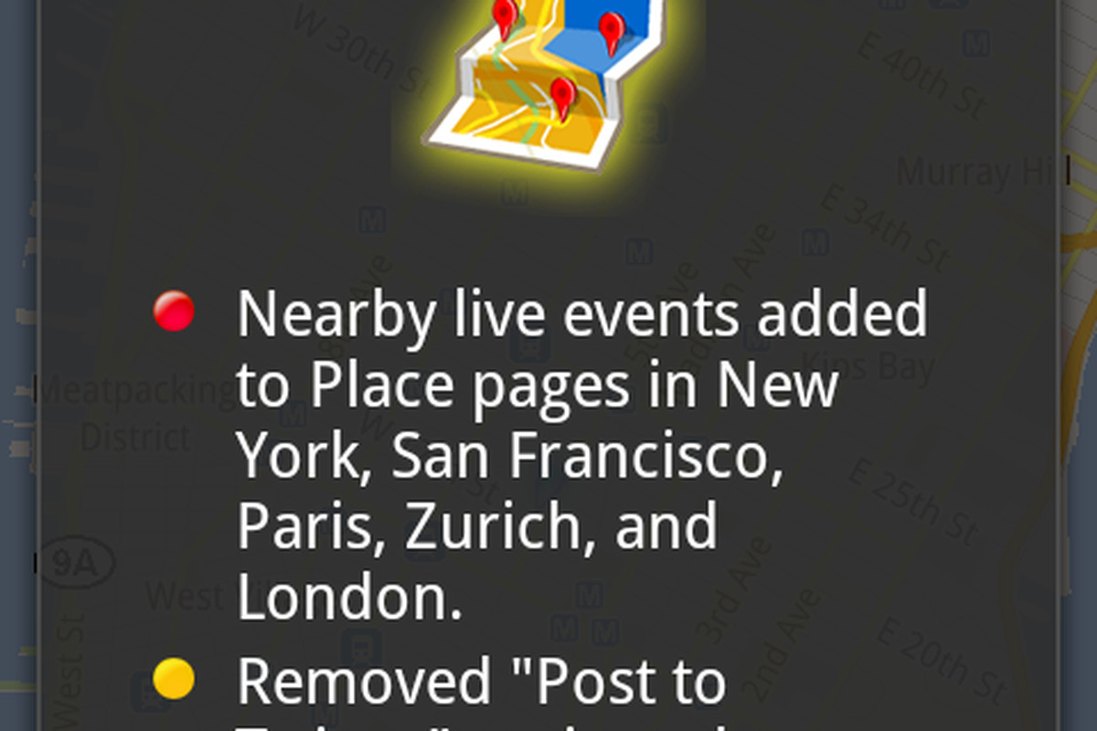 Google Maps 5.12 Update