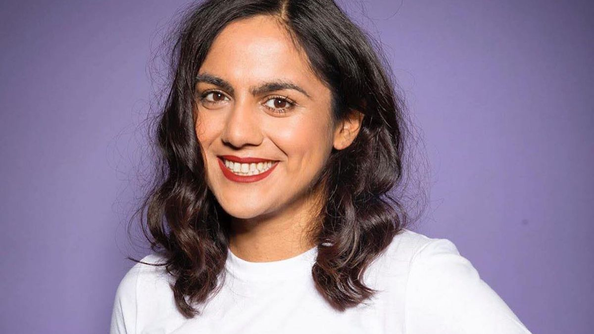 Masala Wala Cafe founder Saima Thompson