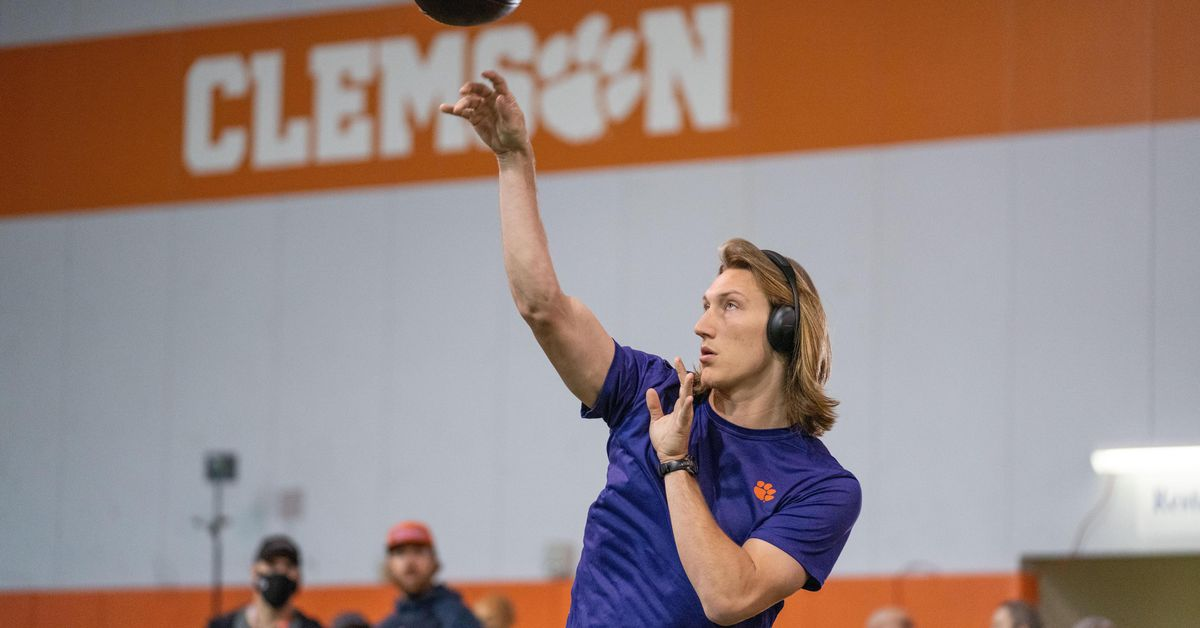 You're stupid for getting mad at Trevor Lawrence