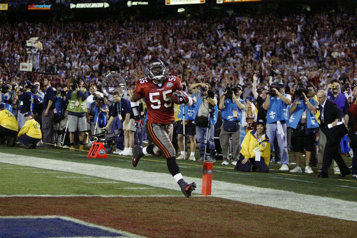 Brooks fourth quarter touchdown off a fumble