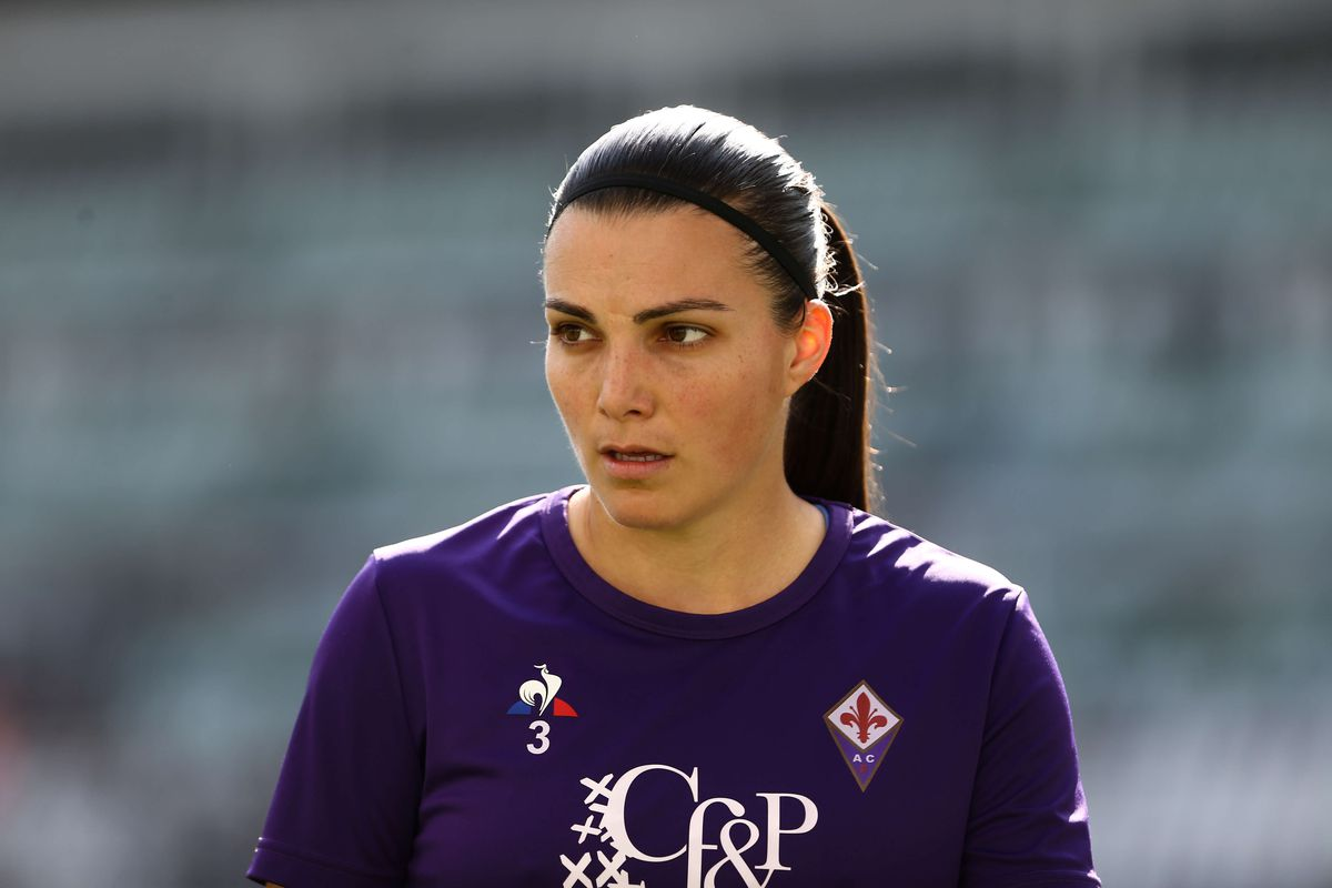 Alia Guagni of Fiorentina Women during the Serie A football...