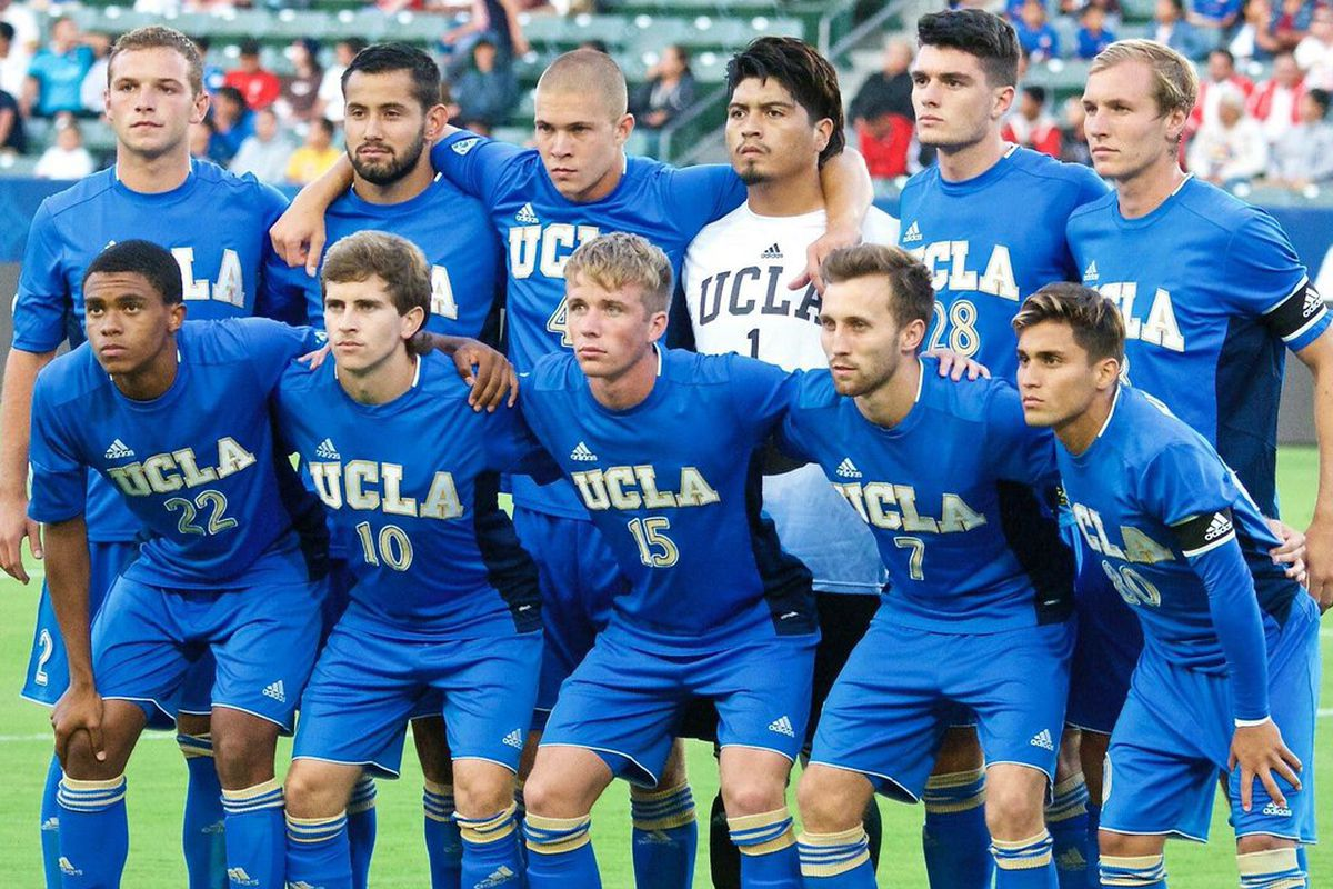 A look at the men's soccer team players