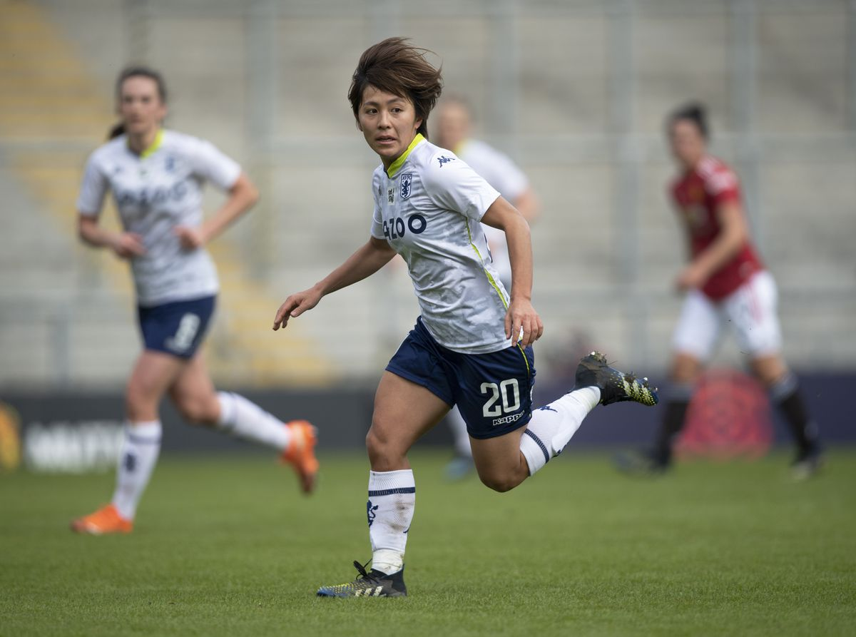 Manchester United Women v Aston Villa Women - Barclays FA Women's Super League