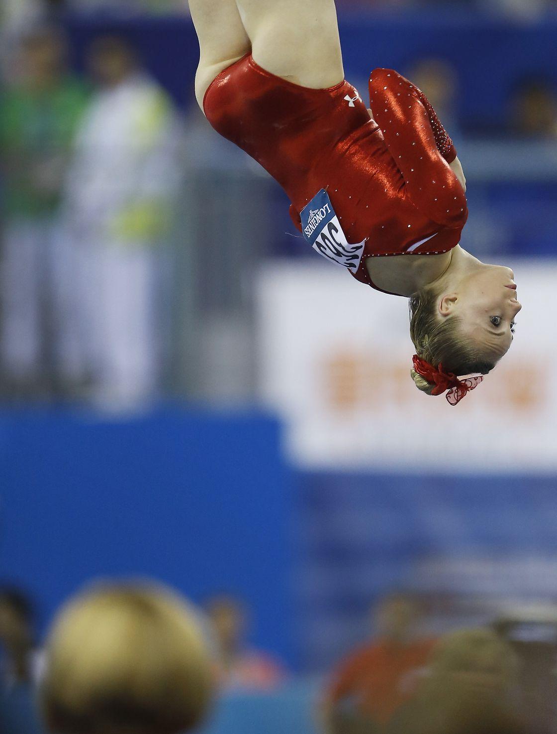 Utah gymnastics: Utes capture Pac-12 championship - The