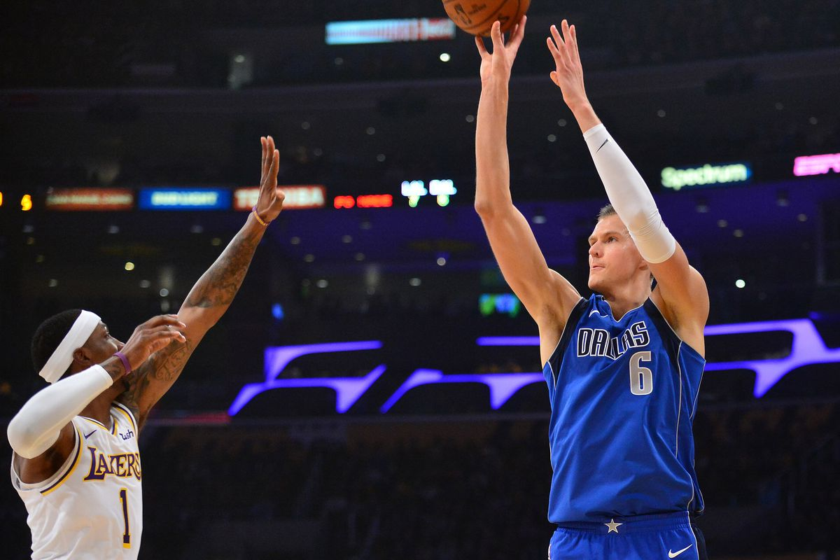 Kristaps Porzingis Injury Update Mavericks Pf C