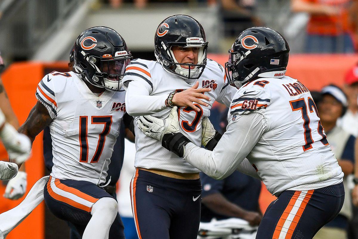 Chicago Bears v Denver Broncos