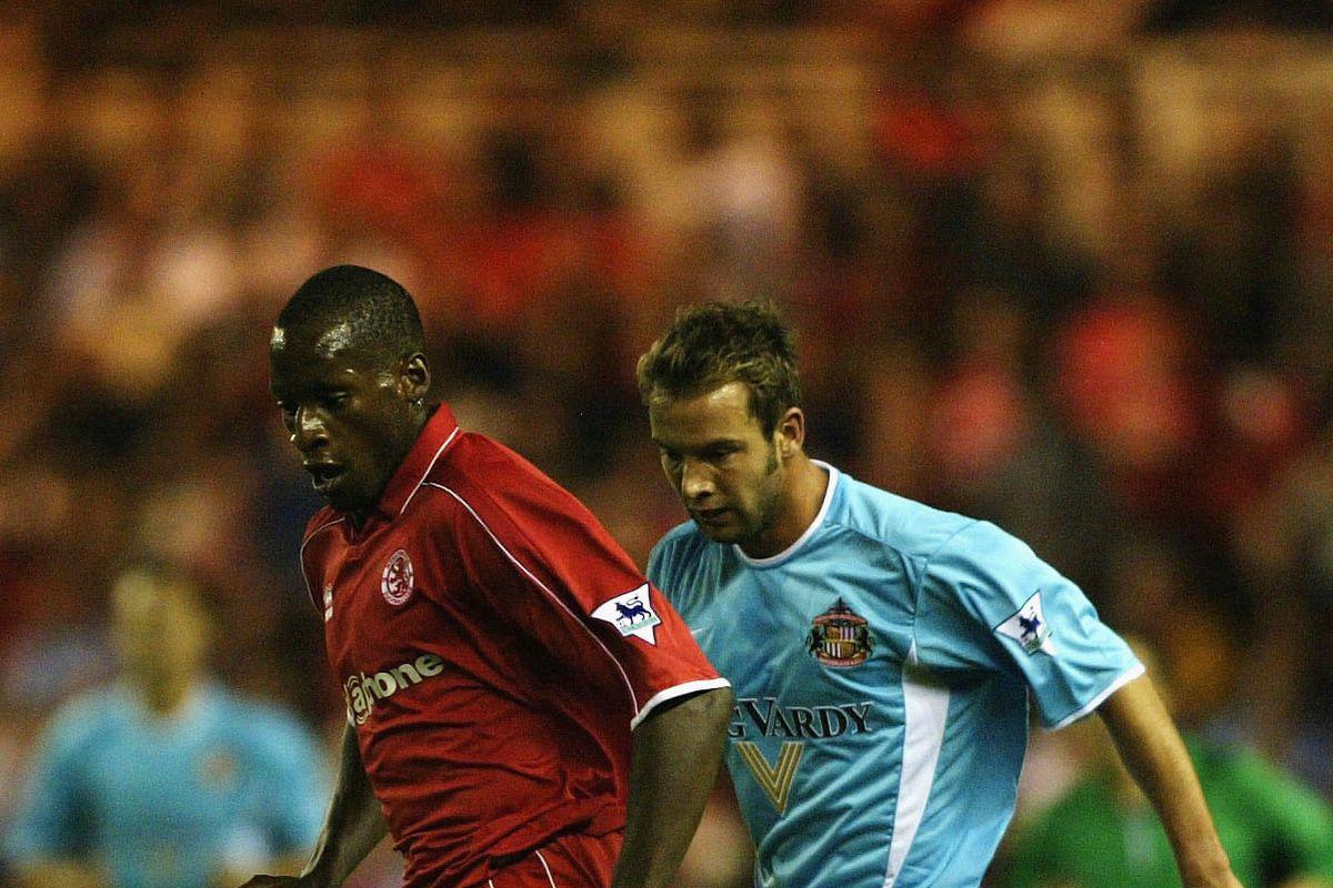 Ugo Ehiogu and Marcus Stewart