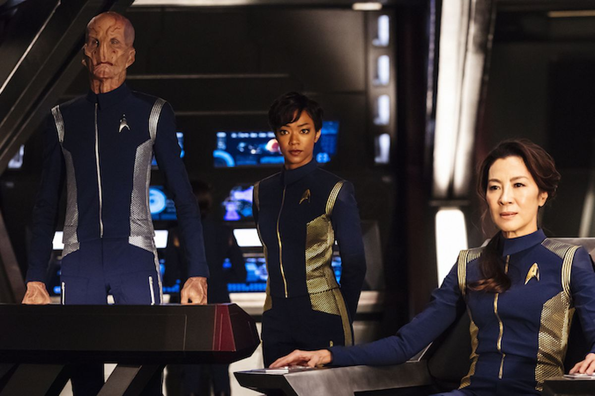 Why can t Star Trek  Discovery commit to serialized storytelling ... ce716314d