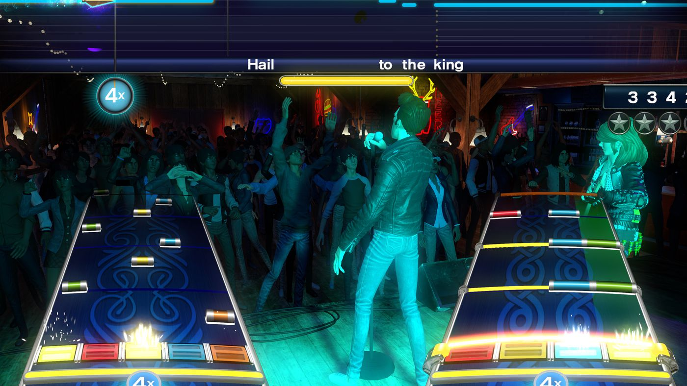 e284c0917144 Rock Band 4 is doing a lot of the fun things you want it to do - Polygon