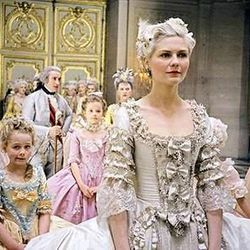 There's no actual shopping spree scene here, but, sorry, did you expect Marie Antoinette to do her own dirty work? Silly plebeians. Marie Antoinette (2006)