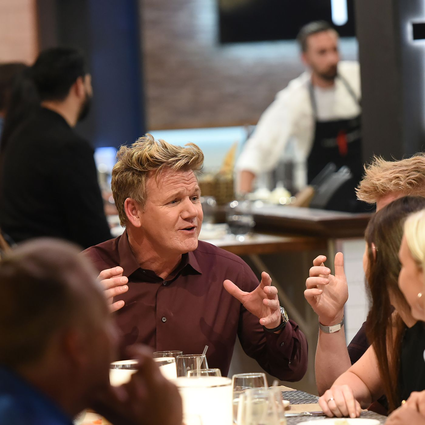 Why Gordon Ramsay Built a Pop-Up That\'s Only Open One Hour per Week ...