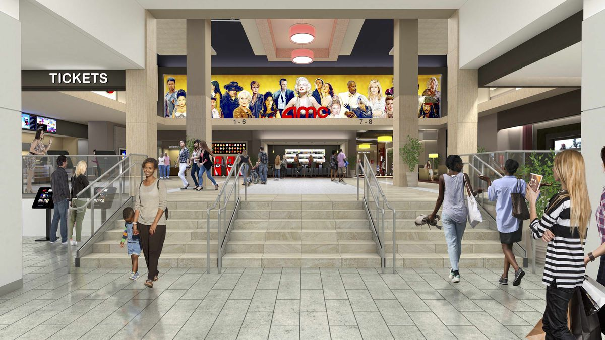 Bowling, Burgers, and Beer Join the Lineup at Center City's New Mall