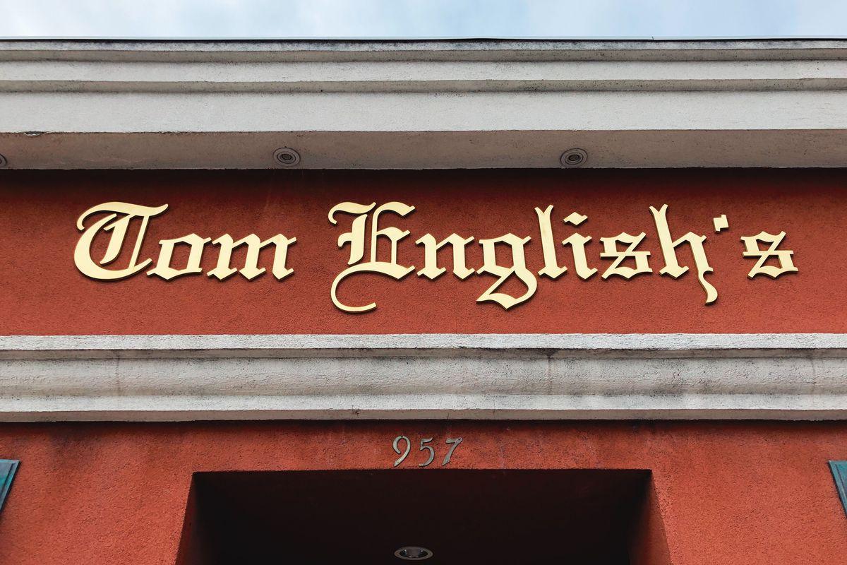 Tom English's