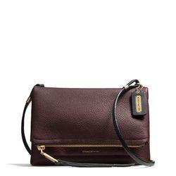 "<a href=""http://f.curbed.cc/f/Coach_SP_110713_crossbody"">The Urbane Crossbody Bag in Pebbled Leather</a>, $268"