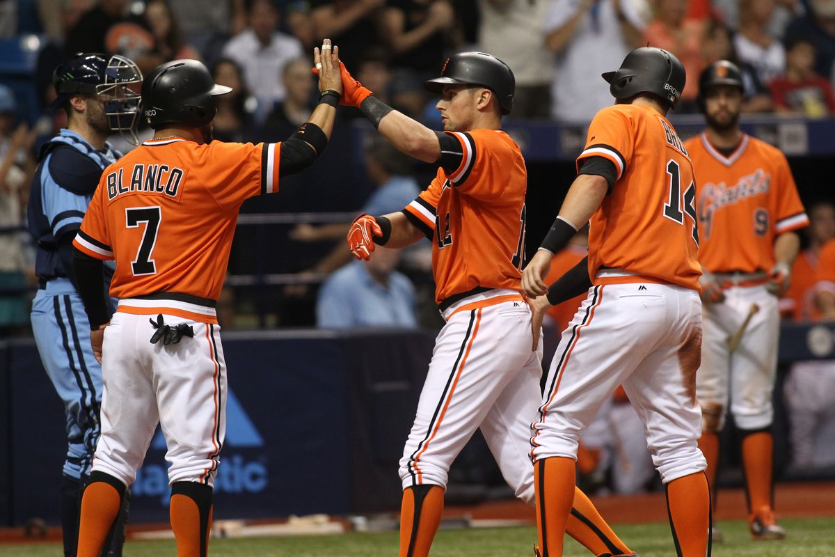 I also would like to high five Joe Panik after that home run