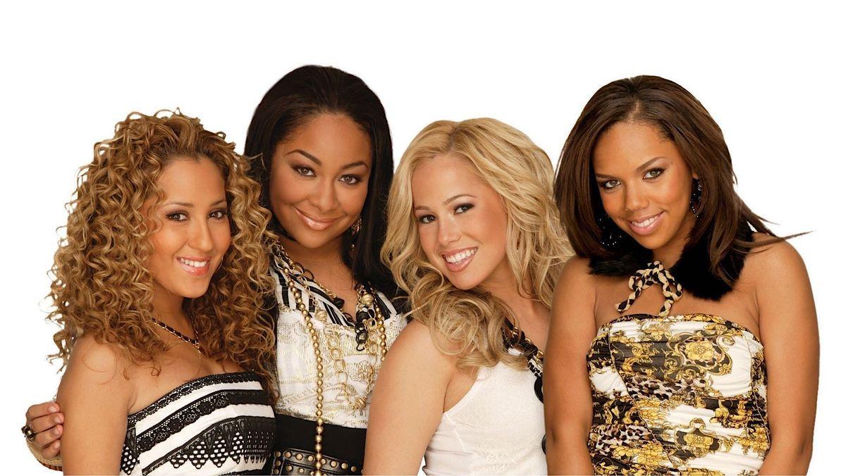 Raven-Symoné and the Cheetah Girls