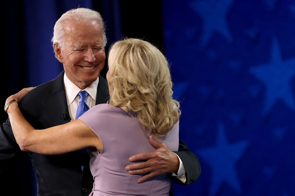At The Democratic Convention Joe Biden S Kindness Was The Point Vox