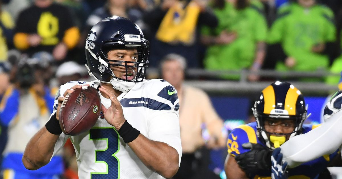 Seahawks at Rams: 2nd Quarter game thread