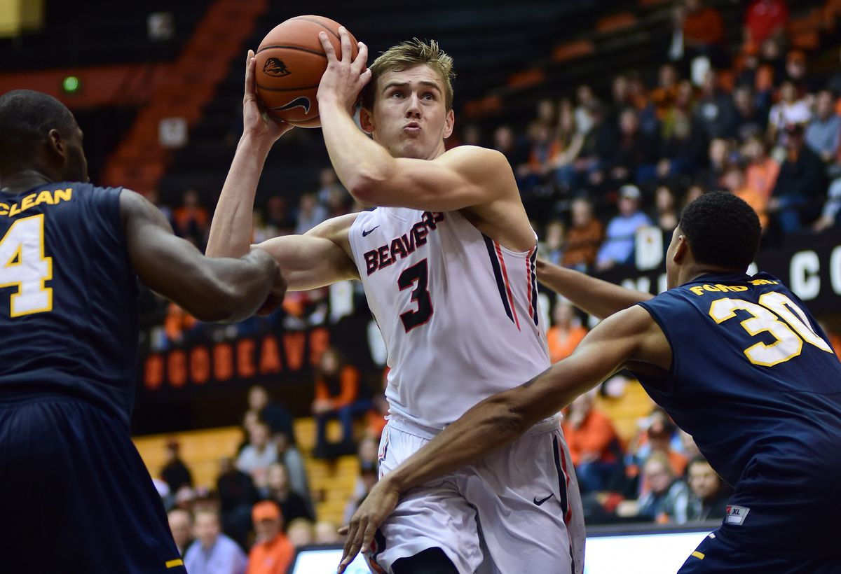 NCAA Basketball: Quinnipiac at Oregon State