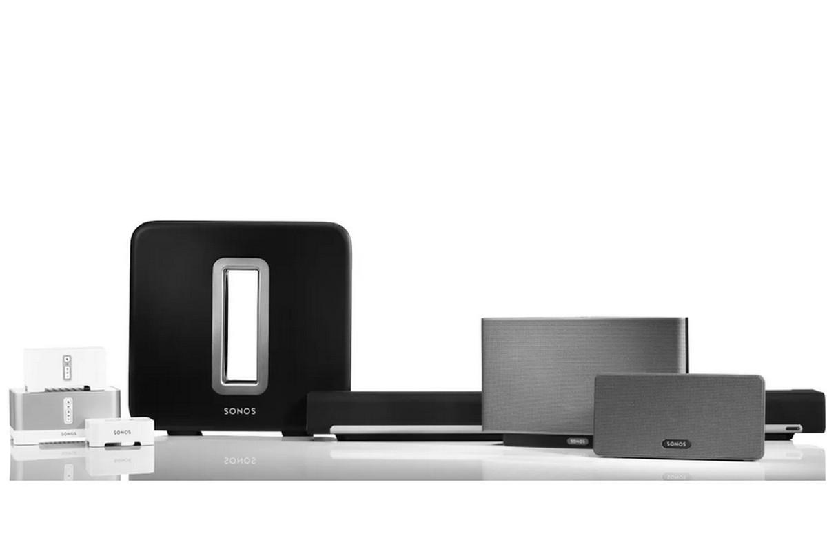 Sonos line up