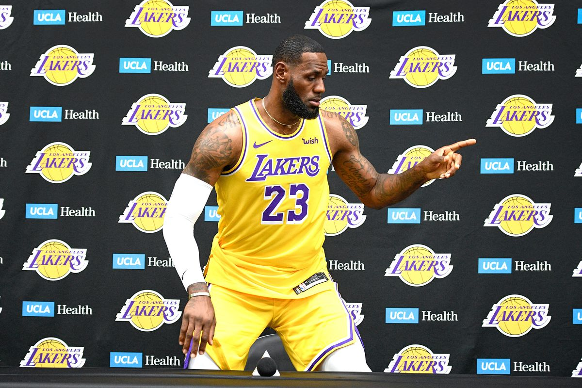 Lakers Lebron James Extra Motivated By Criticism This