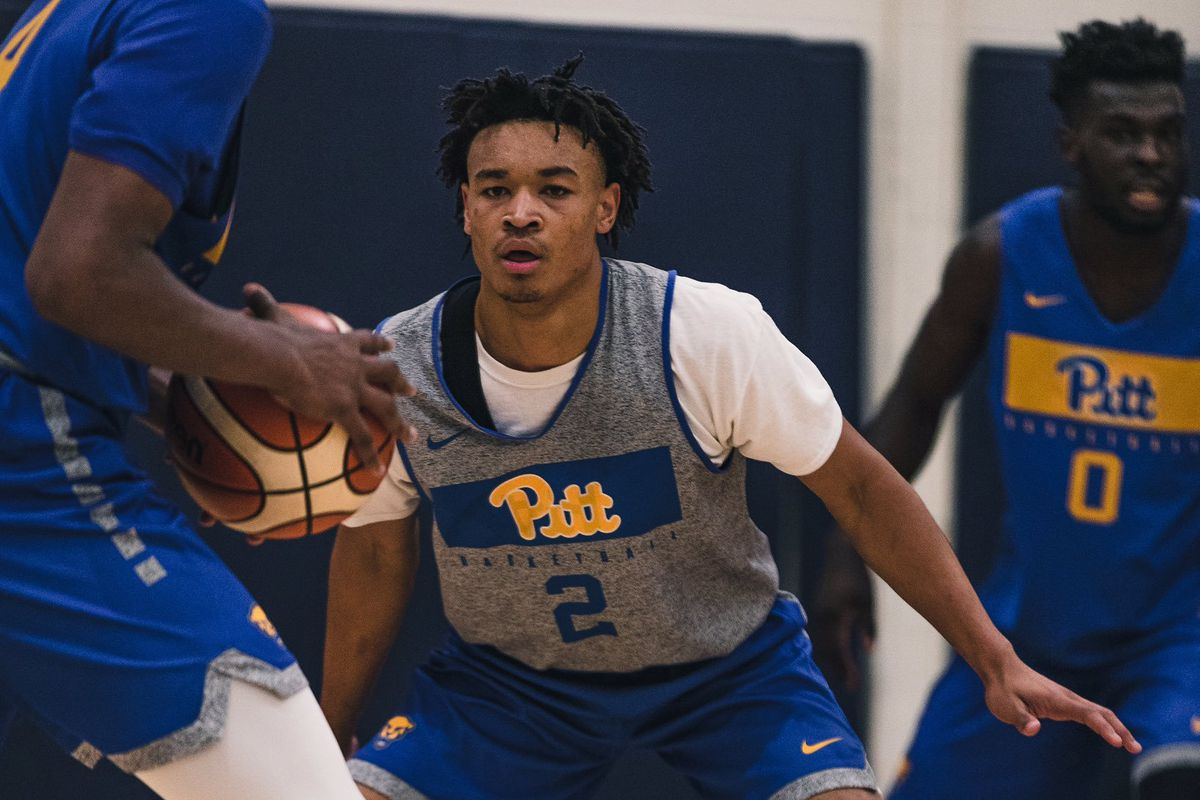 Pitt plays Maryland close in closed scrimmage