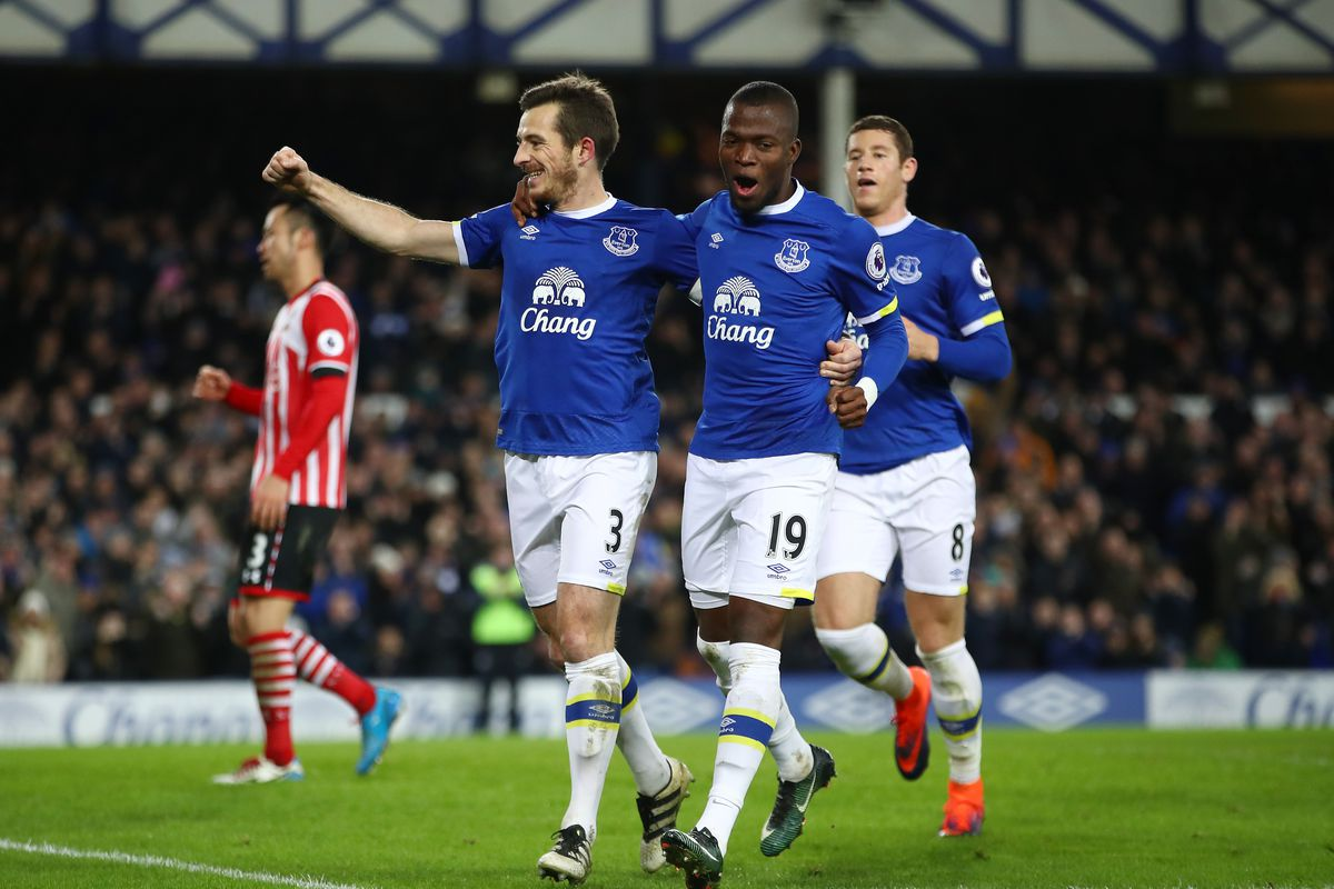 Everton finds success in the 4 4 2 with Enner Valencia the