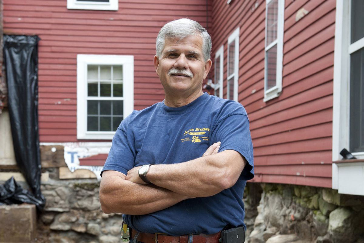 Tom Silva This Old House Contractor