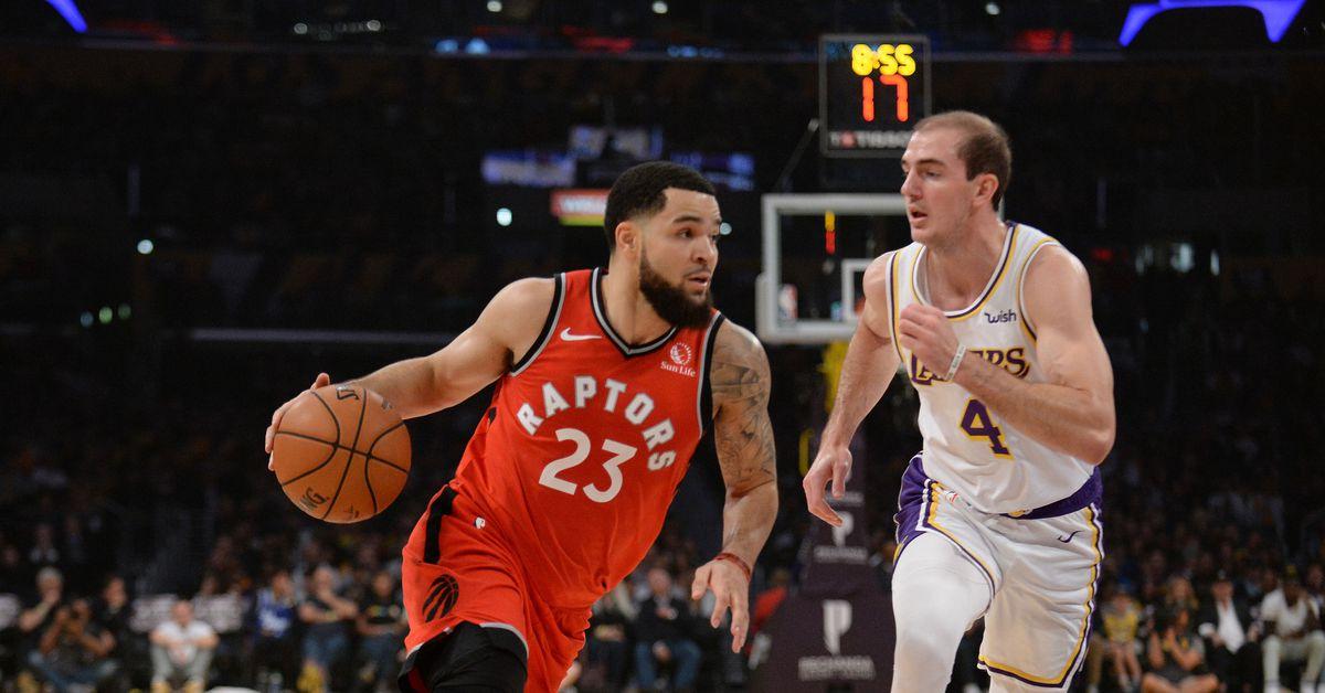 Recap: Toronto Raptors stun Los Angeles Lakers, 113-104, with total team effort - RaptorsHQ